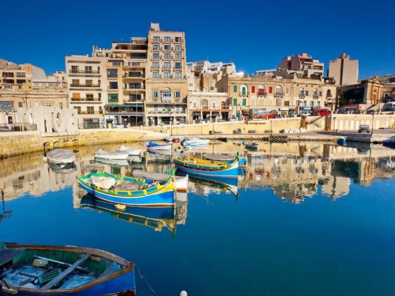 Kurs językowy Malta
